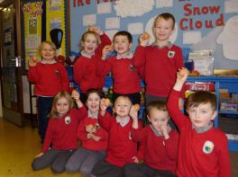 Polar Explorers in Primary 1&2