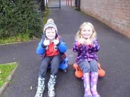 P1/2- Outdoor Play